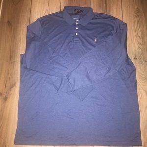 Ralph Lauren Long Sleeve Polo Set
